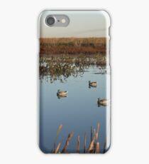 Magee Marsh Duck Hunt iPhone Case/Skin