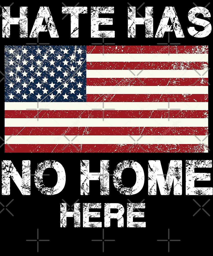 Hate Has No Home Here  by Kimcf