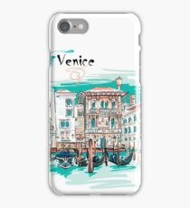 Palazzo in Venice iPhone Case/Skin