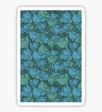 Flowers Pattern Sticker