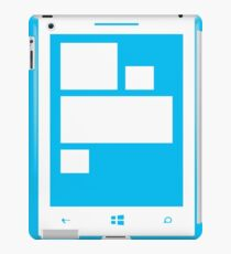 Windows Phone iPad Case/Skin