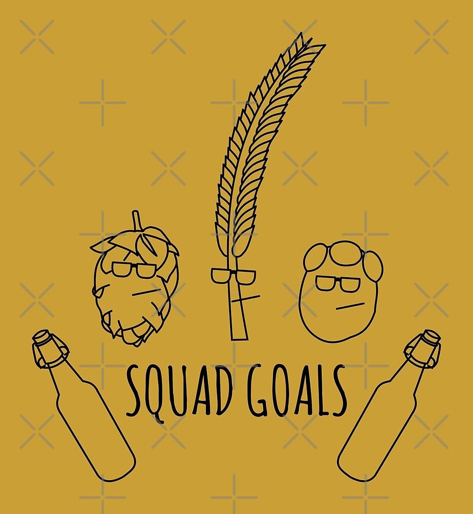 #SquadGoals by WhoIsJohnMalt
