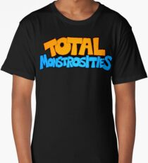 Total Monstrosities Logo Long T-Shirt