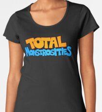 Total Monstrosities Logo Women's Premium T-Shirt