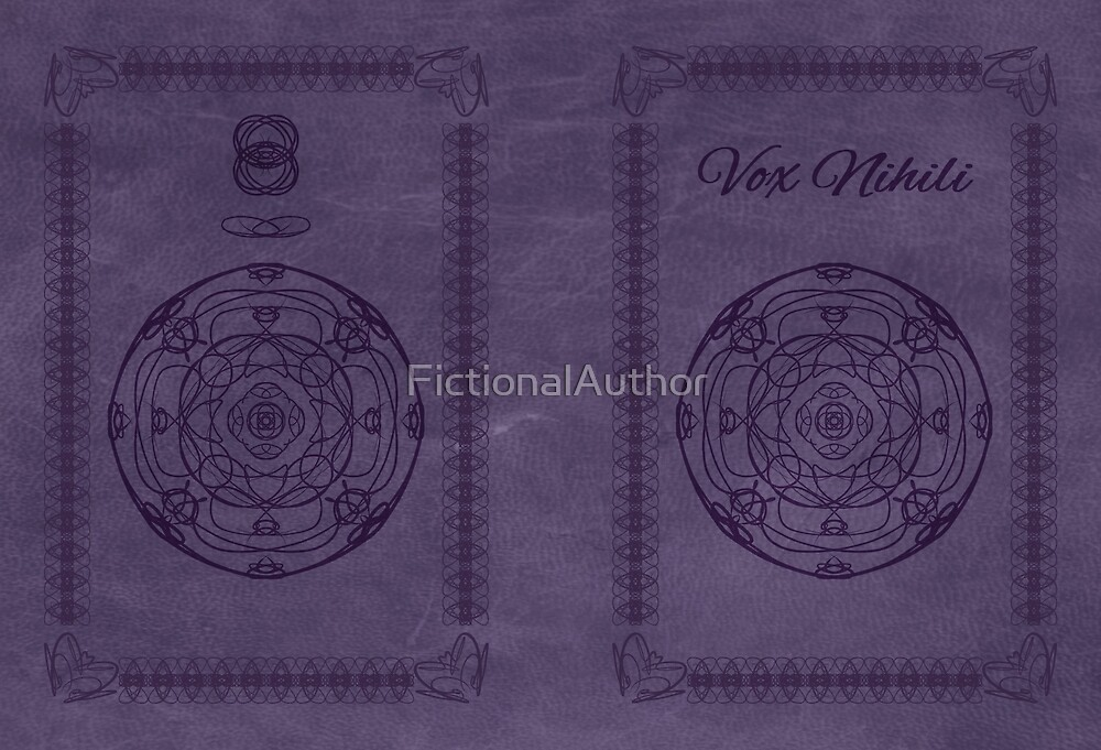 Vox Nihili *The voice of Nothing*  by FictionalAuthor