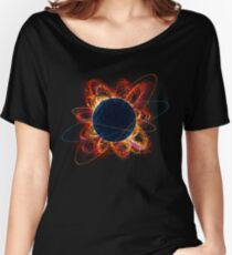 Total Solar Eclipse Women's Relaxed Fit T-Shirt