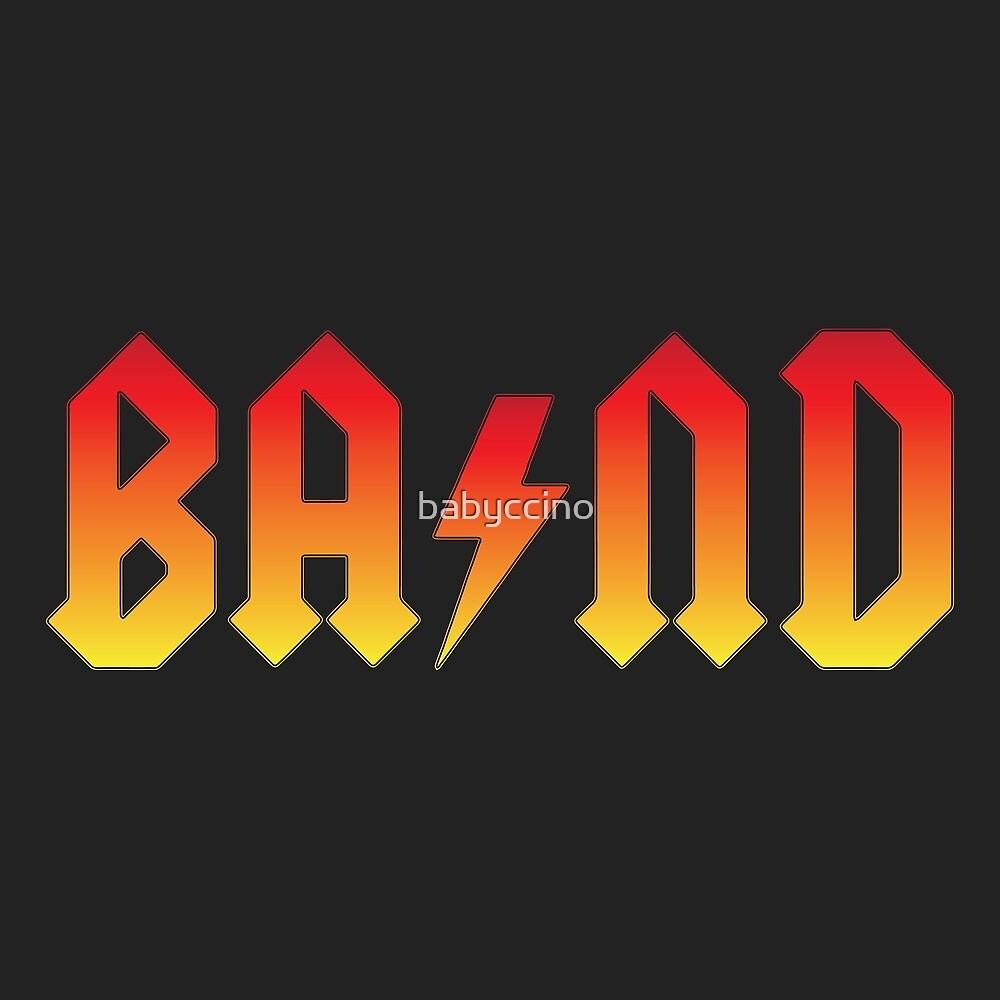 BA/ND  by babyccino