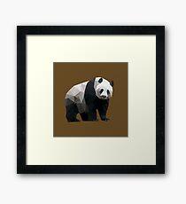 Panda Panda Panda Panda Framed Print