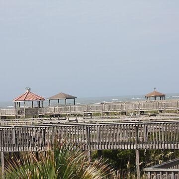 Ocean Isle Beach by DavidGelhar