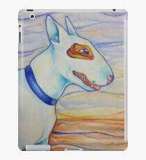 Fauvism Bull Terrier iPad Case/Skin