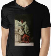 Renaissance Still Life Men's V-Neck T-Shirt