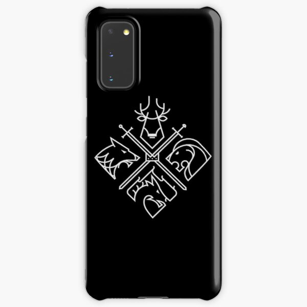 Game of Thrones Houses Samsung Galaxy Snap Case