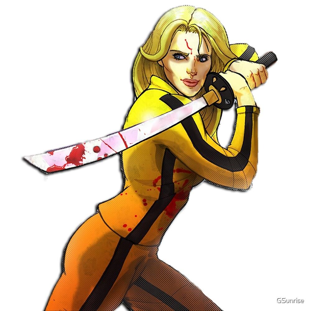 Kill Bill by GSunrise