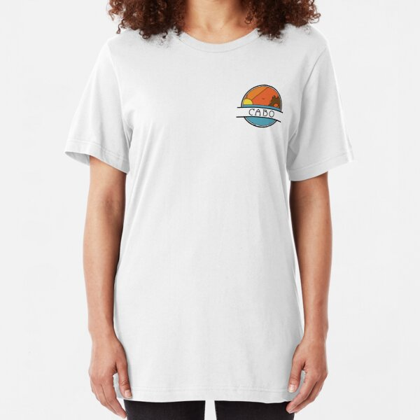 Cabo Sunset Slim Fit T-Shirt