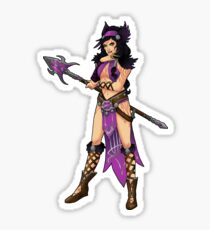 SMITE - The Morrigan Sticker