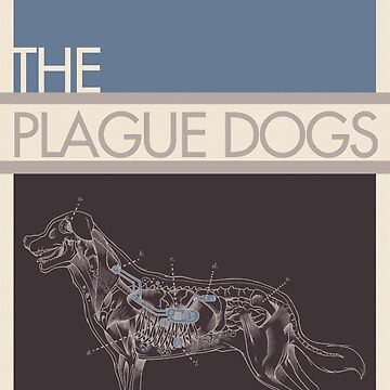 The Plague Dogs by deimos-remus