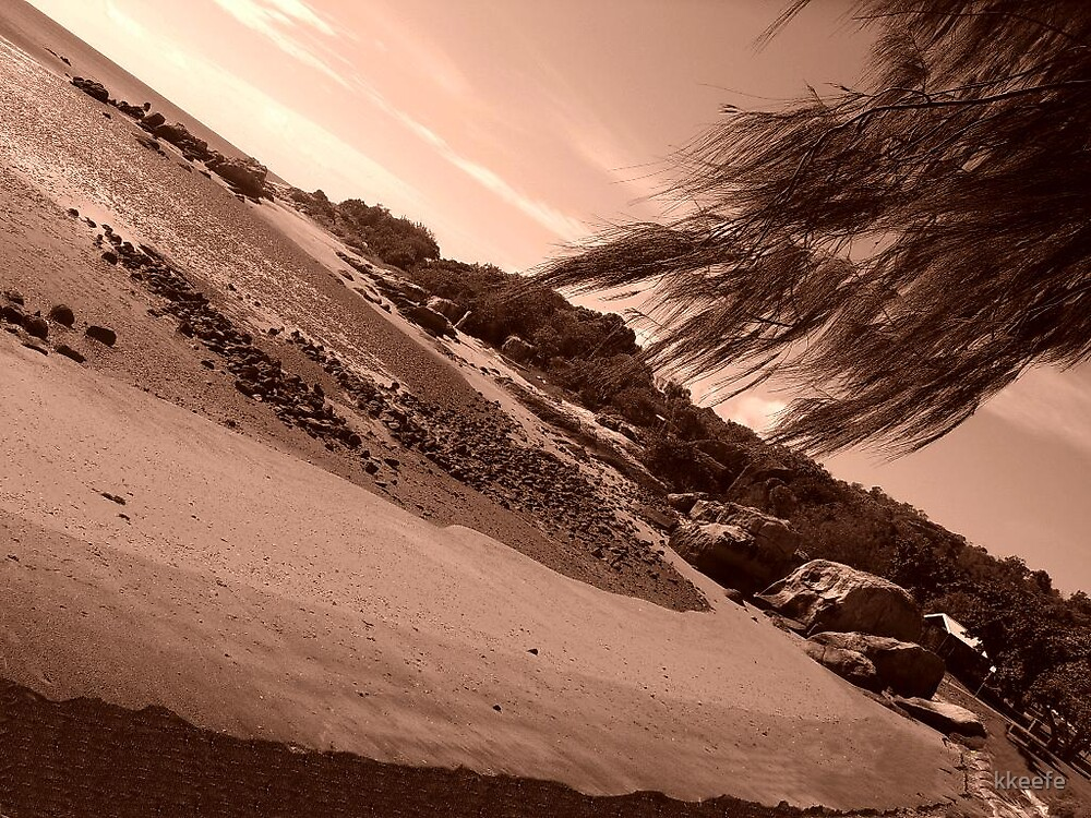 Bowen Beach by kkeefe