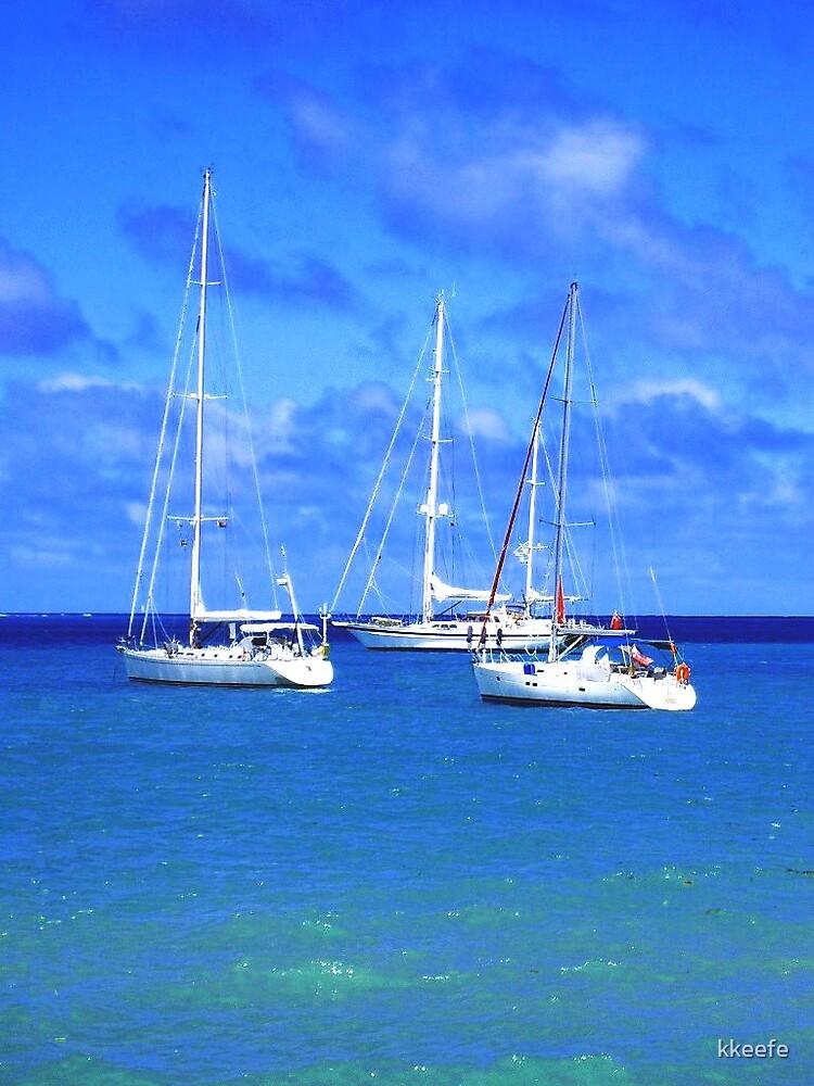 Yachts in Vila by kkeefe