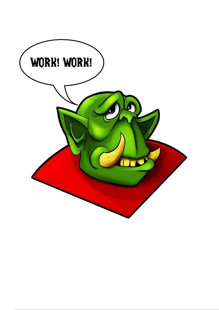 Work! Work! by ShogunRGB