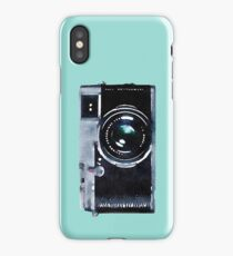 Watercolor Camera | Trendy/Hipster/Tumblr Meme iPhone Case/Skin