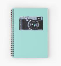 Cuaderno de espiral Cámara de acuarela | Trendy / Hipster / Tumblr Meme