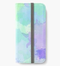 Cool Watercolor iPhone Wallet/Case/Skin