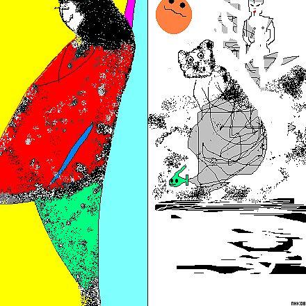 jugglers n clowns 2 by mhkantor