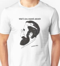 what on a man's mind T-Shirt