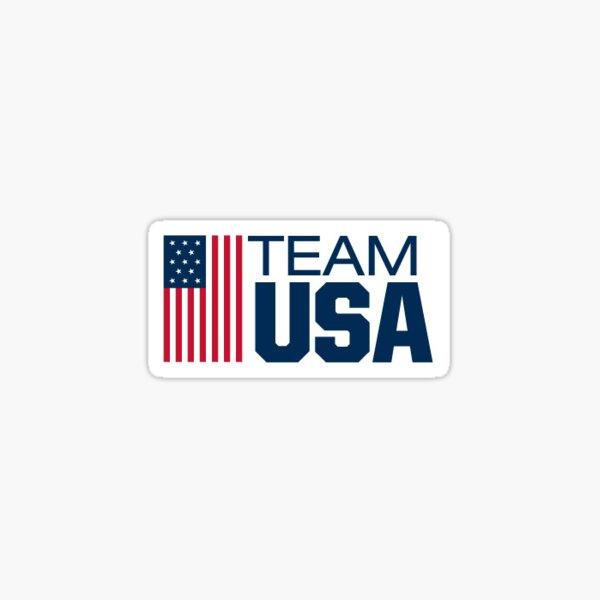TEAM USA Sticker