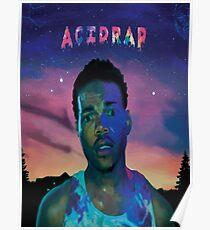 chance the rappers acid rap Poster