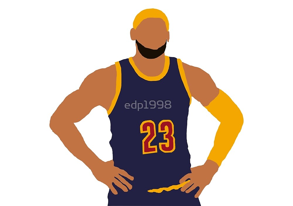Lebron James by edp1998