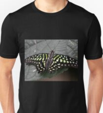 Green spotted butterfly T-Shirt
