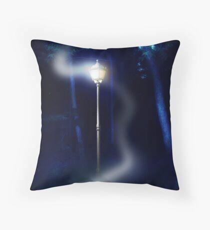 Light My Way Throw Pillow
