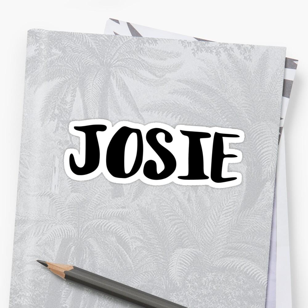 Josie by FTML