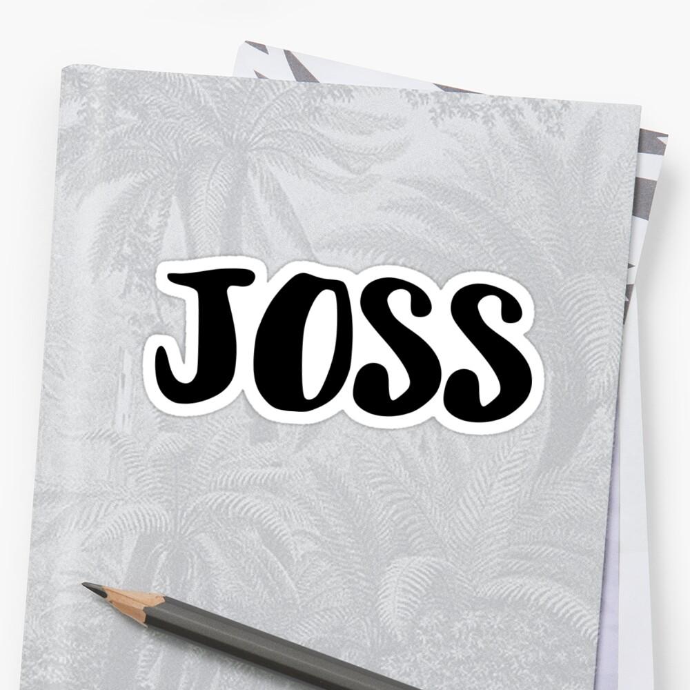 Joss by FTML