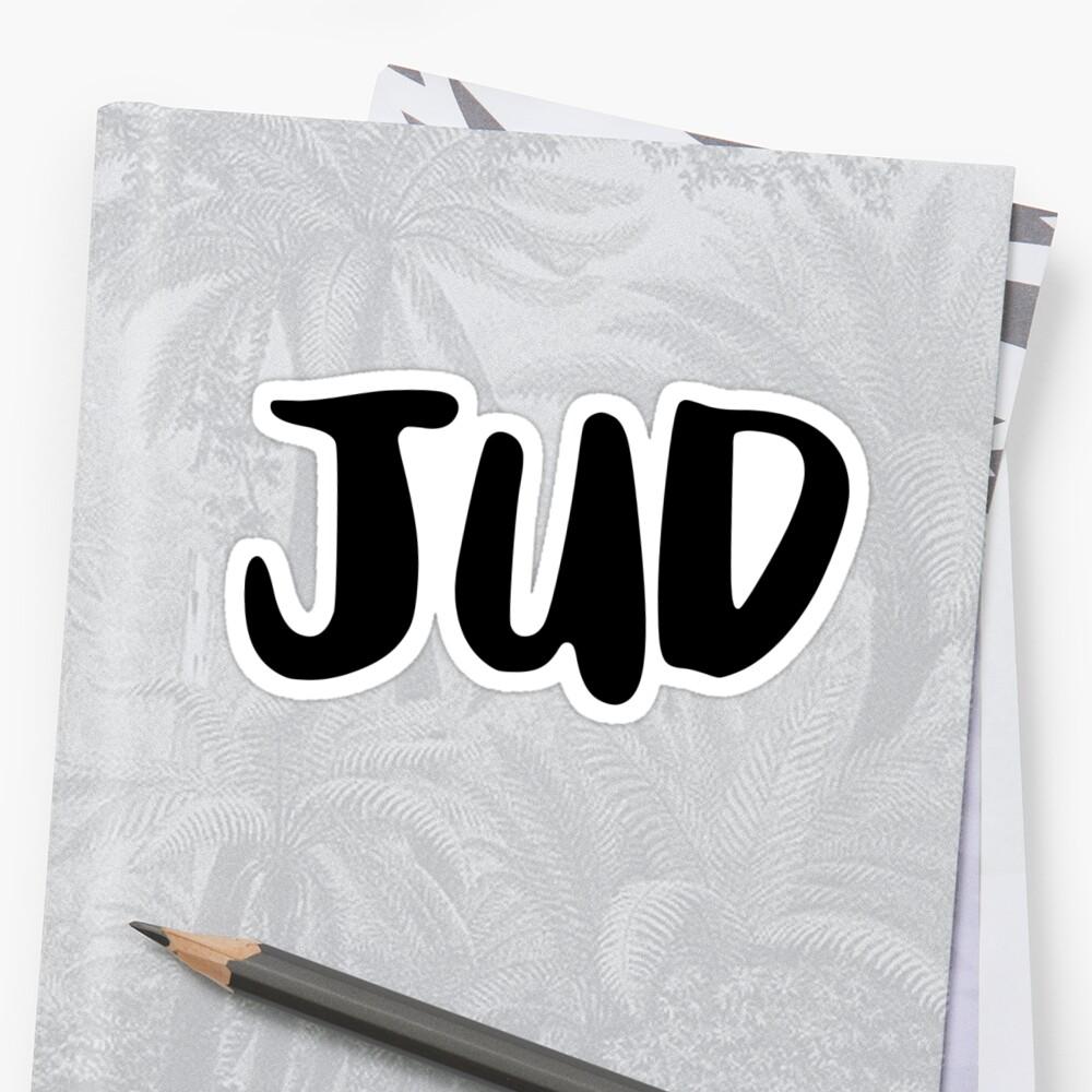 Jud by FTML
