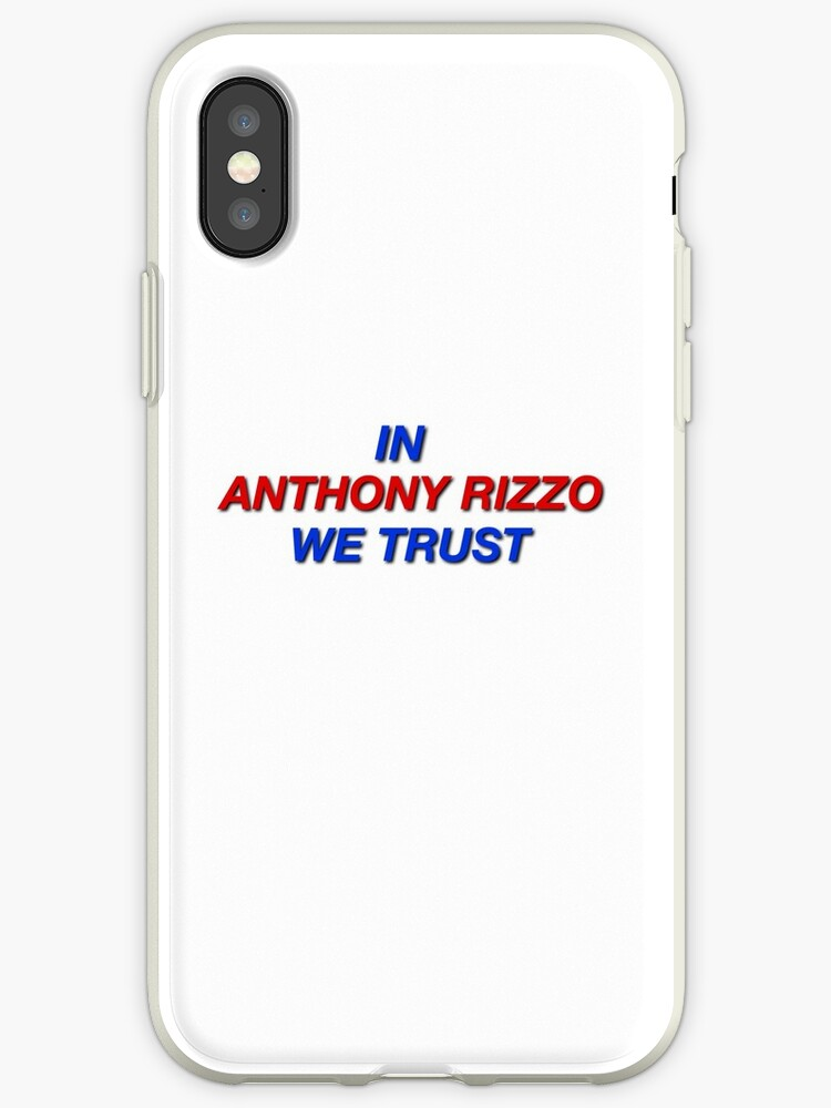 In Anthony Rizzo We Trust by fallouthartley