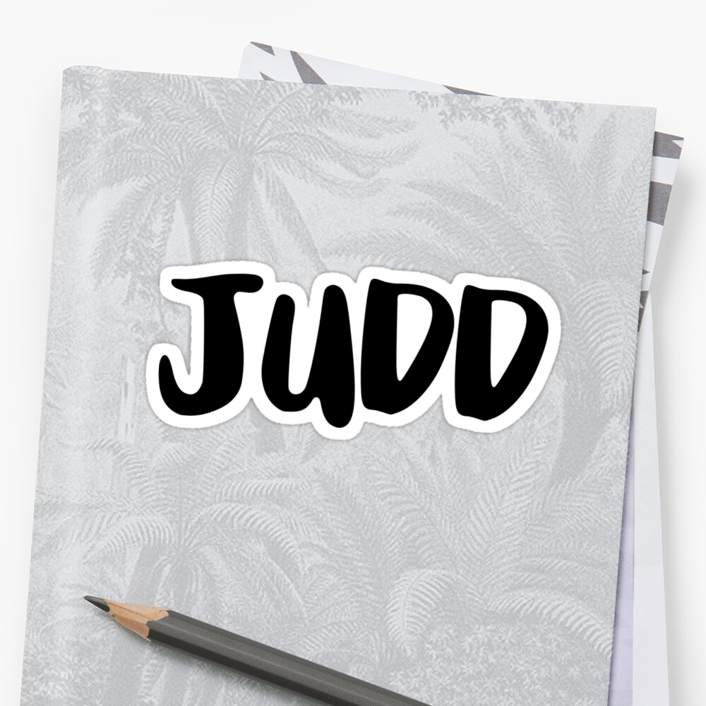 Judd by FTML