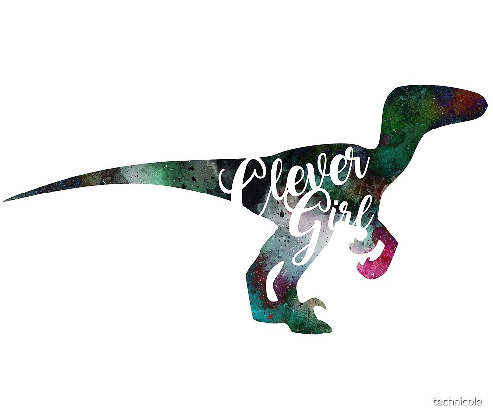 Clever Girl by technicole
