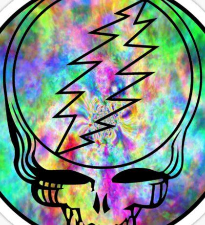Grateful Dead Deadhead Trippy Sticker