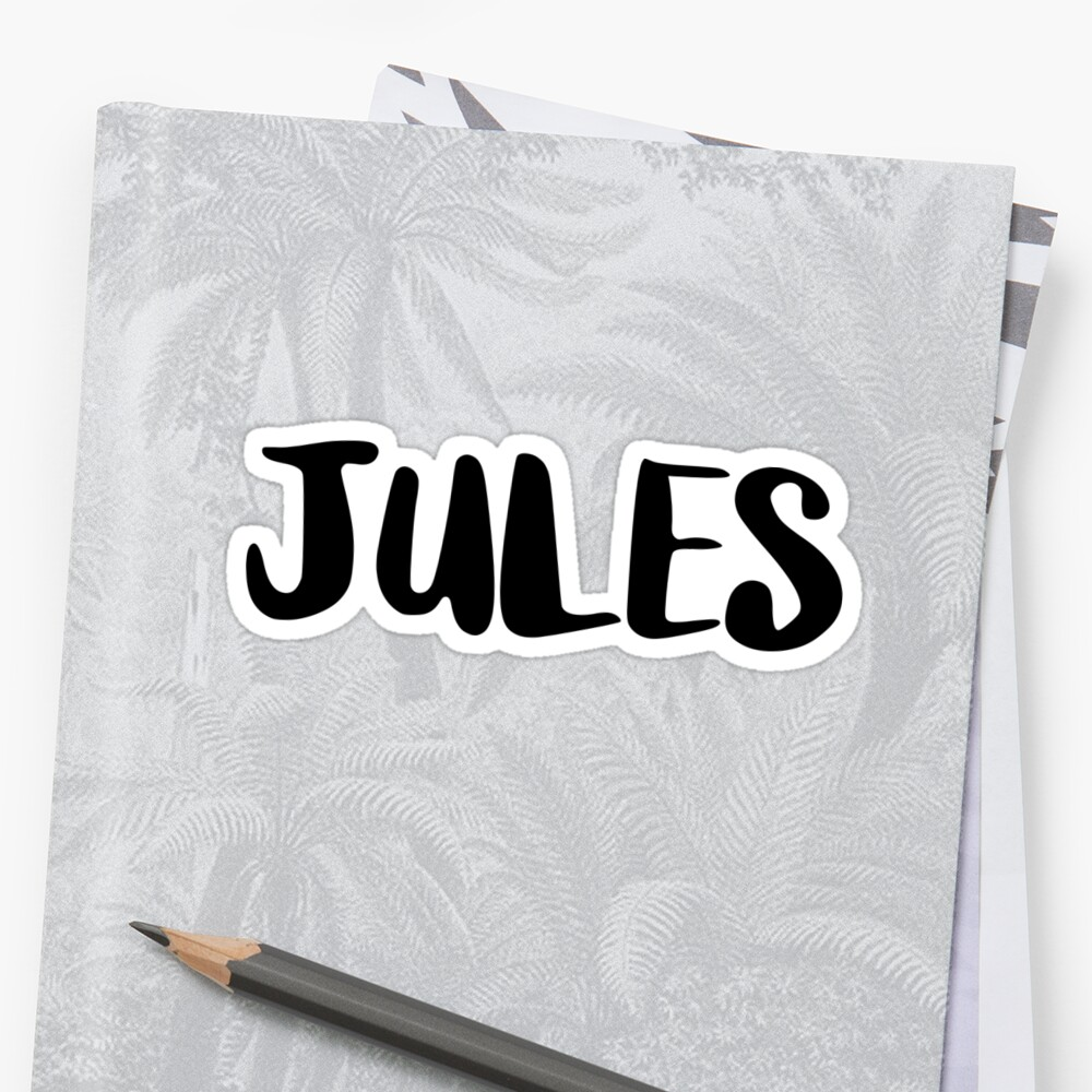 Jules by FTML