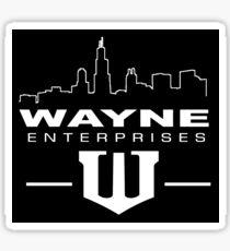 Wayne Enterprises Sticker