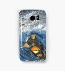 Moby Dick Samsung Galaxy Case/Skin