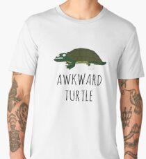 AWKWARD TURTLE Men's Premium T-Shirt