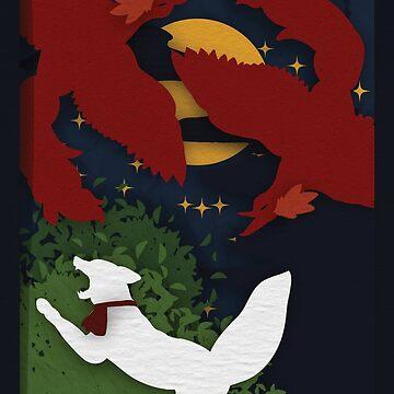 Phoenix Paradox by ChiharuFinn