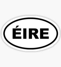 Éire International Sticker Sticker