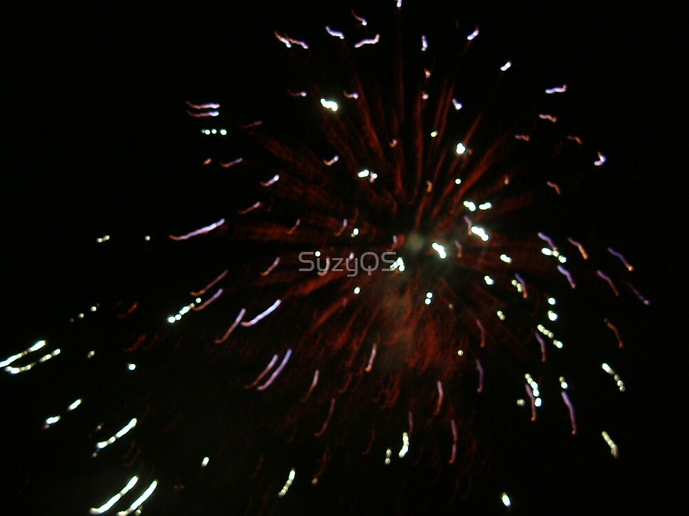 Antigua firework  by SuzyQS