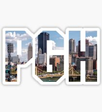 PITTSBURGH - The City Sticker