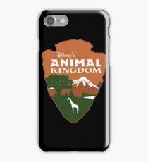 Animal Kingdom National Park iPhone Case/Skin