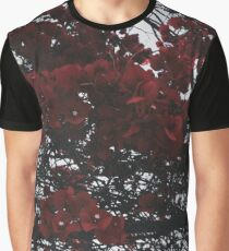Red Flowers  Graphic T-Shirt